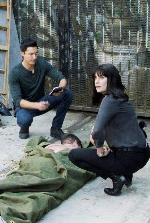 The Latest Victim - Criminal Minds Season 14 Episode 10