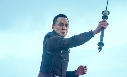 Into The Badlands: Renewed for HUGE Season 3 at AMC!!