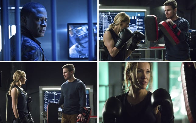 Diggle on the case arrow