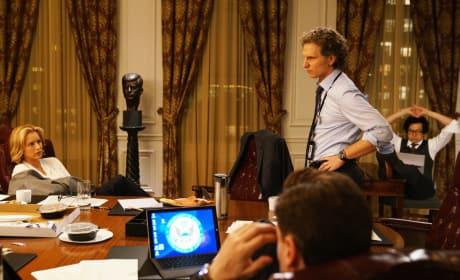 All Nighter - Madam Secretary Season 5 Episode 2