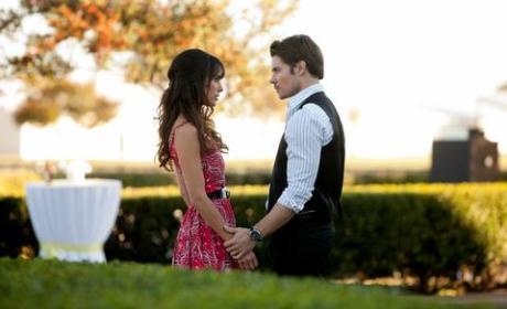 Elena & John Ross Make Up