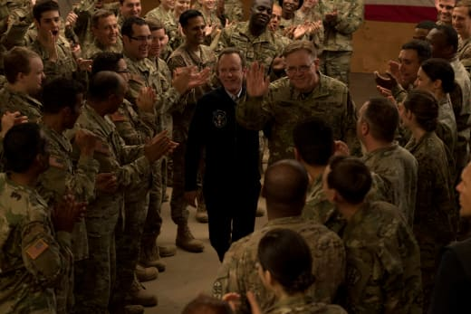 Addressing the Troops - Designated Survivor Season 2 Episode 8