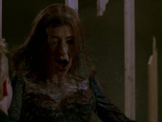 Vampire Willow Dies - Buffy the Vampire Slayer Season 3 Episode 9