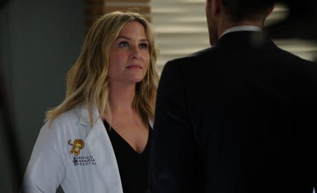 Don't Eff with My Friends! - Grey's Anatomy Season 14 Episode 9