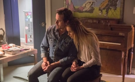 Deacon and Maddie Reconcile - Nashville Season 5 Episode 3