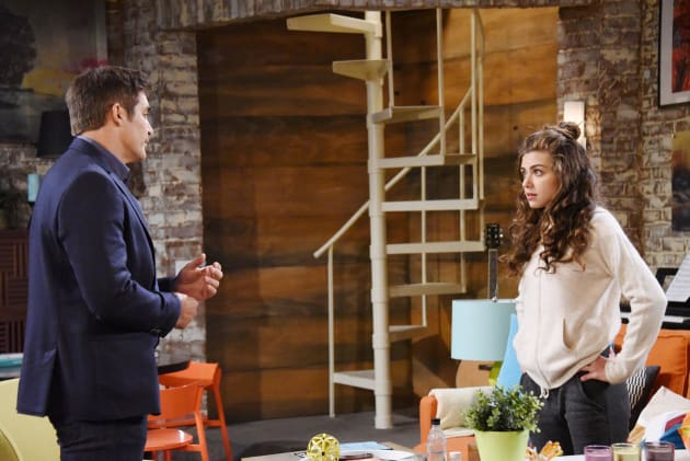 Explaining a Tryst  - Days of Our Lives