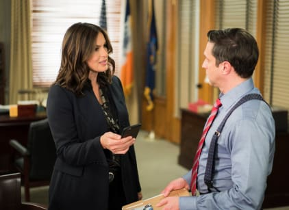 Watch Law & Order: SVU Season 18 Episode 13 Online