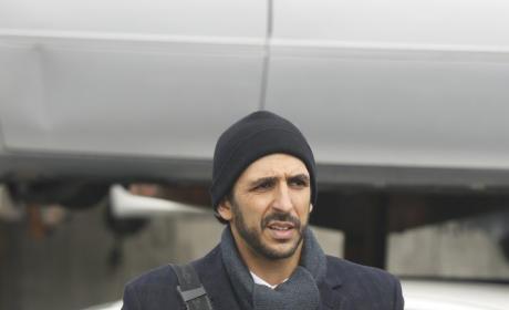 Amir Arison as Aram Mojtaba