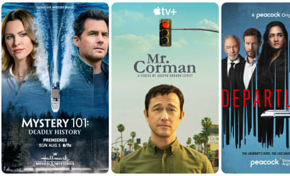 What to Watch: Mystery 101, Mr. Corman, Departure