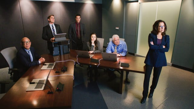 Major Crimes - TNT - 9/8c - Oct 31