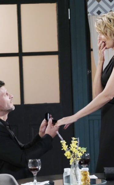 An Ericole Engagement/Tall - Days of Our Lives