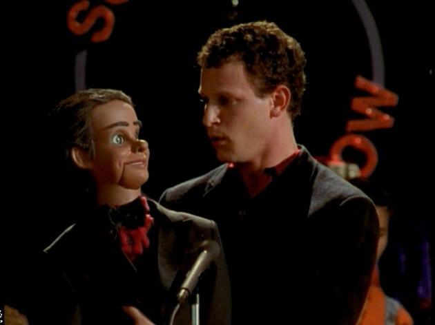 Morgan And Sid - Buffy the Vampire Slayer Season 1 Episode 9