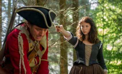 Outlander Season 1: New Photos, New Footage