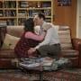 Amy and Sheldon KISS! - The Big Bang Theory Season 8 Episode 24