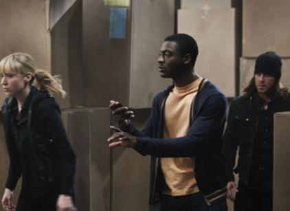 Watch Leverage Season 2 Episode 9 Online