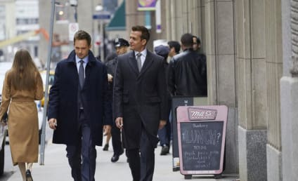 Watch Suits Online: Season 7 Episode 4