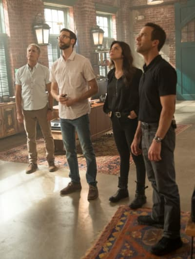 Finding the Facts - NCIS: New Orleans Season 4 Episode 7
