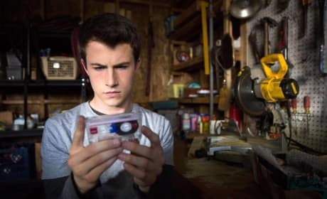 Clay with a Tape - 13 Reasons Why