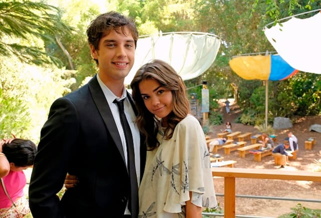 The Fosters - Callie and Brandon's Relationship Wasn't Questionable