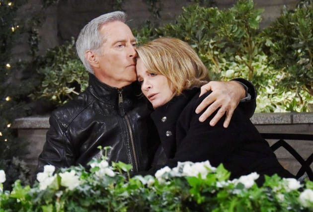 John and Marlena's Plans - Days of Our Lives