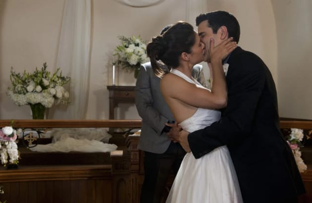 Tying the Knot - Rookie Blue