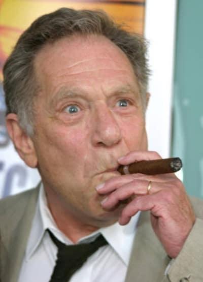 Image result for george segal cigar