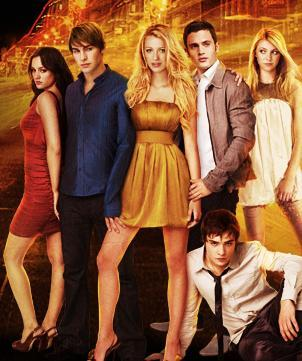 Gossip Girl Cast Pic