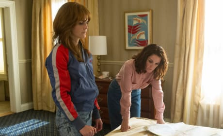 A Sudden Assignment - The Americans