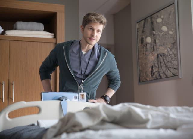 Dr. Conrad Hawkins - The Resident