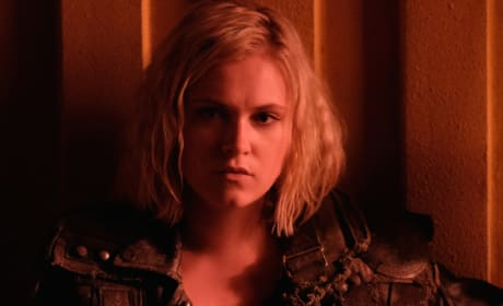 Clarke Faces Off - The 100 Season 6 Episode 2