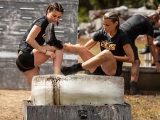 Kendall Melts the Ice - The Challenge: All Stars