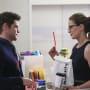 Kara's Back at Work - Supergirl Season 1 Episode 20