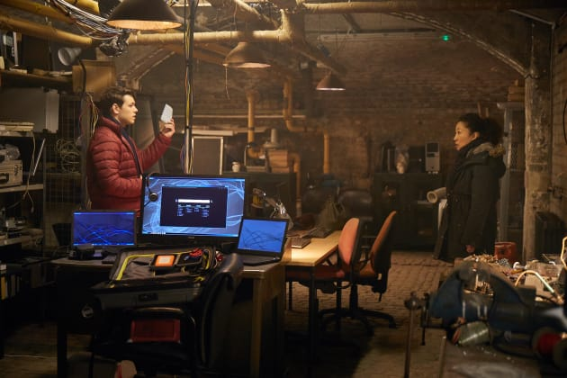 Home Away from Home - Killing Eve Season 1 Episode 7