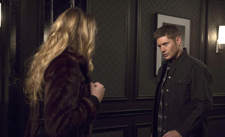 Fighting with a Girl - Supernatural
