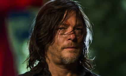 The Walking Dead Midseason Finale Photos: Who Is On the Chopping Block?!?