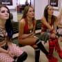 Tense Confrontations - Total Divas