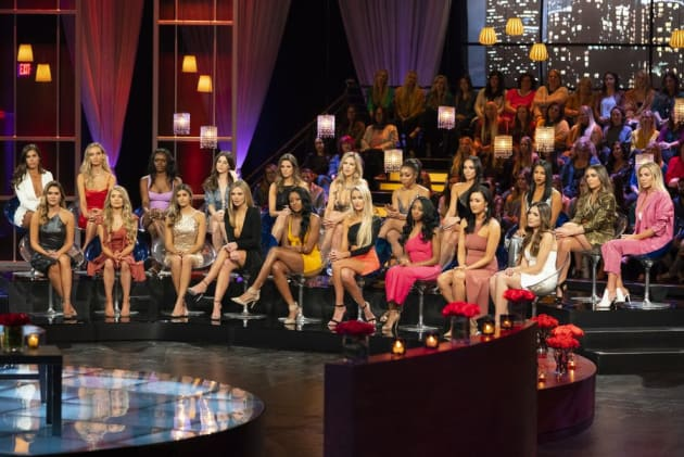 Sharing the Lowdown - The Bachelor
