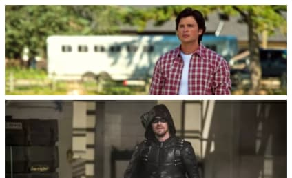 Battle of the Shows: Arrow vs. Smallville