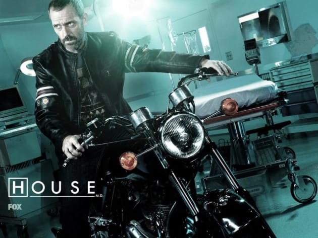 Gregory House Poster