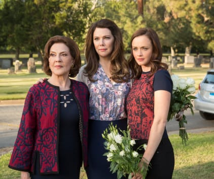The Gilmore Girls in Summer