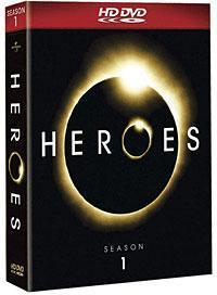 Heroes Season One DVD