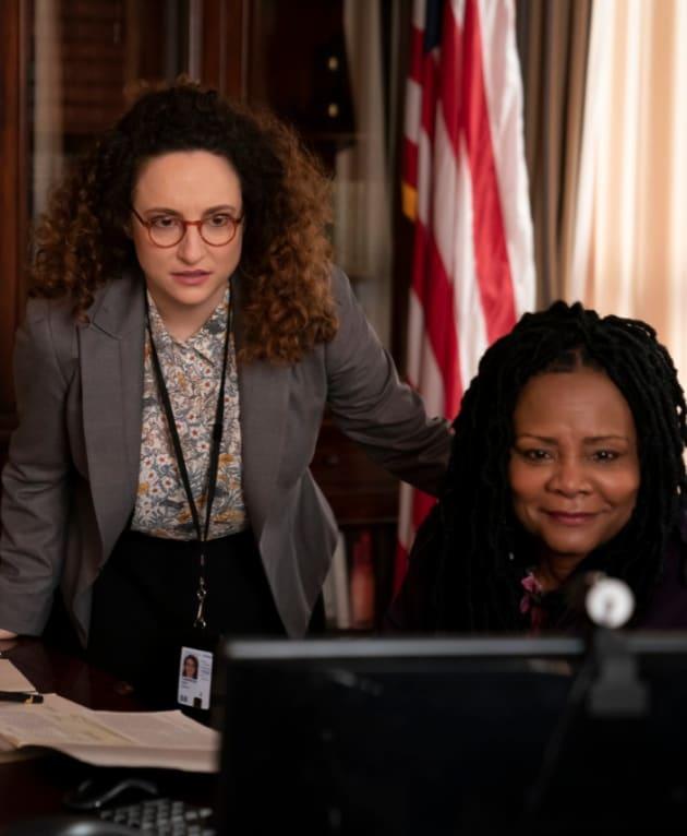 The Acting Secretary of State - Madam Secretary Season 5 Episode 20