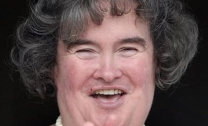 Susan Boyle: Rumored to Guest Star on Ugly Betty