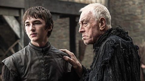 Bran is back game of thrones