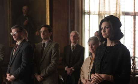The Lonely Widow - Outlander Season 3 Episode 5