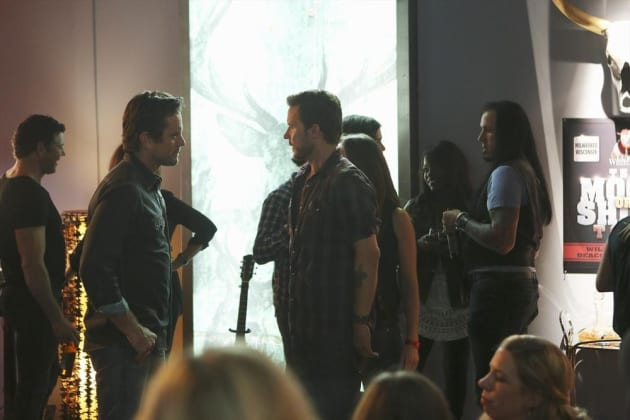 Deacon and Will Have Words  - Nashville Season 3 Episode 6