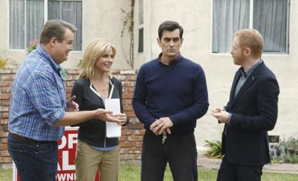 Modern Family Review: Field of Dreams
