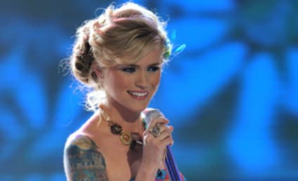 Megan Joy Dishes on American Idol Elimination