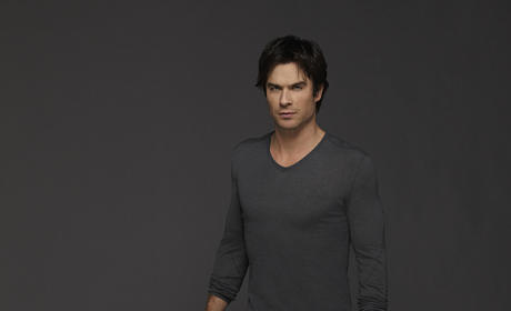 Ian Somerhalder Promo Image - The Vampire Diaries