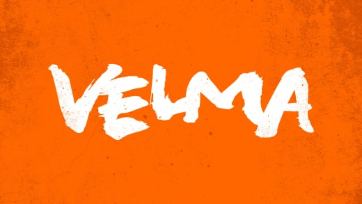Velma Title Card